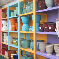 Pots & Decor